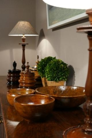 A set of very nice 19th Century Bowls in Sycamore