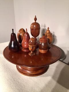 Nice Collection of English 19th Century Treen.